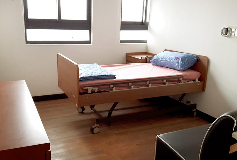 新北市銀享家園老人長期照顧中心