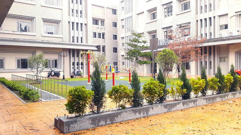 臺中市福碩老人長期照顧中心附設日間照顧中心