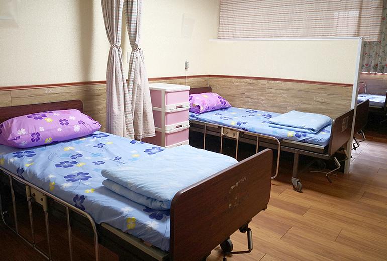 新北市私立景頤老人長期照顧中心