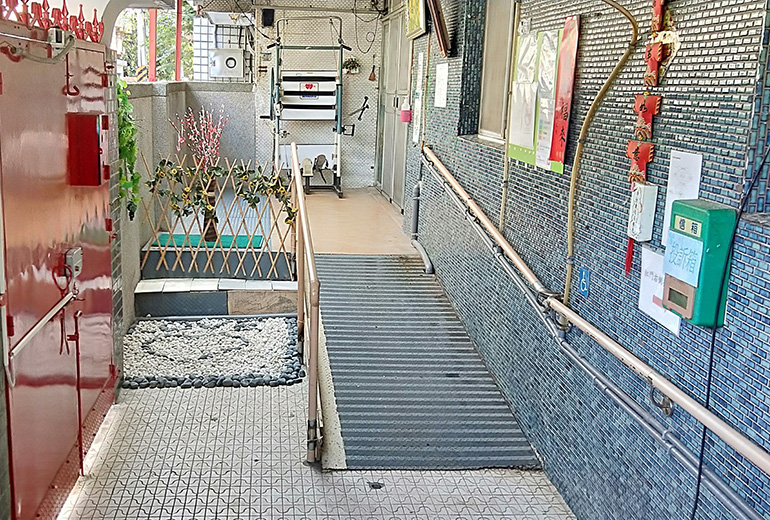 臺北市私立全寶老人長期照顧中心(養護型)-無障礙設施