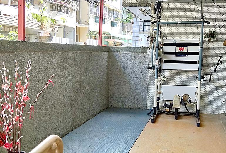 臺北市私立全寶老人長期照顧中心(養護型)-復健區