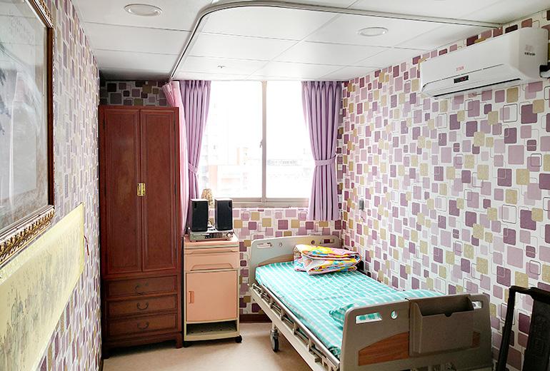 新北市私立尚樂老人長期照顧中心(養護型)-房間5