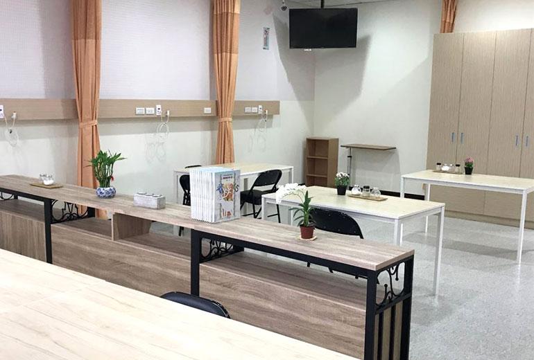 桃園市私立安生老人長期照顧中心