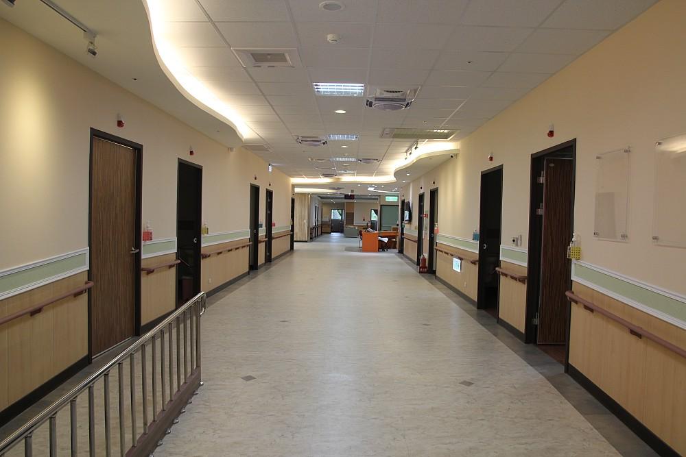 陽明常春護理之家-走廊