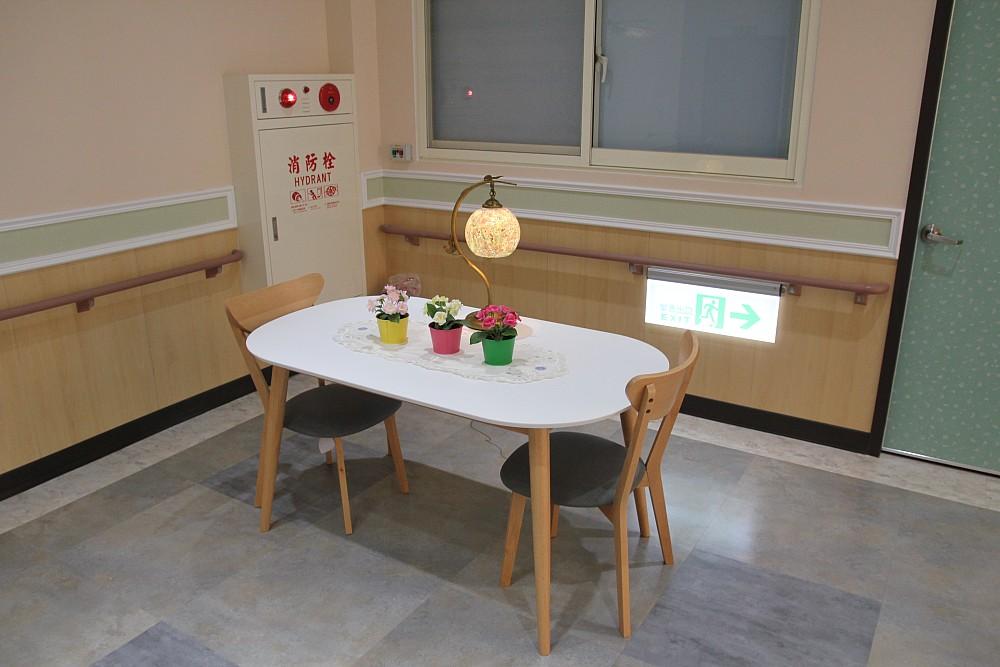 陽明常春護理之家-休息區