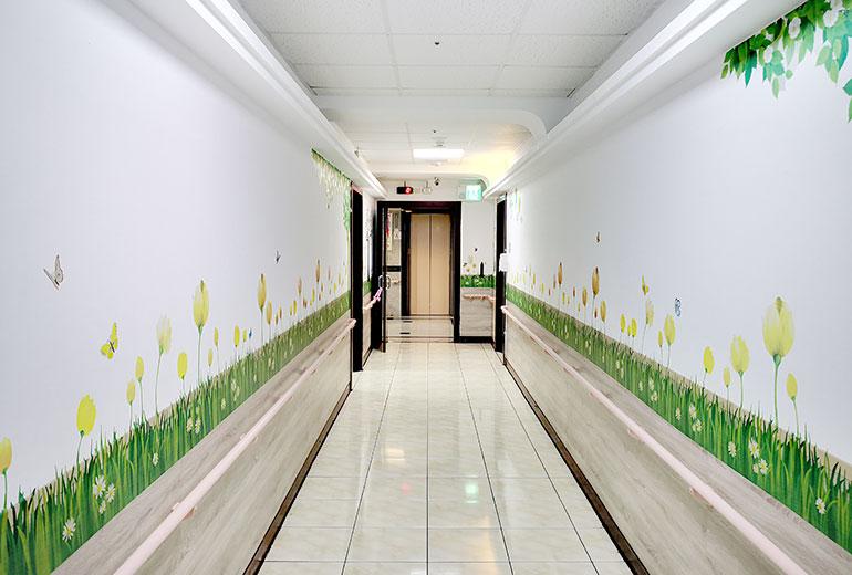 新北市私立幸福家園老人長期照顧中心(養護型)