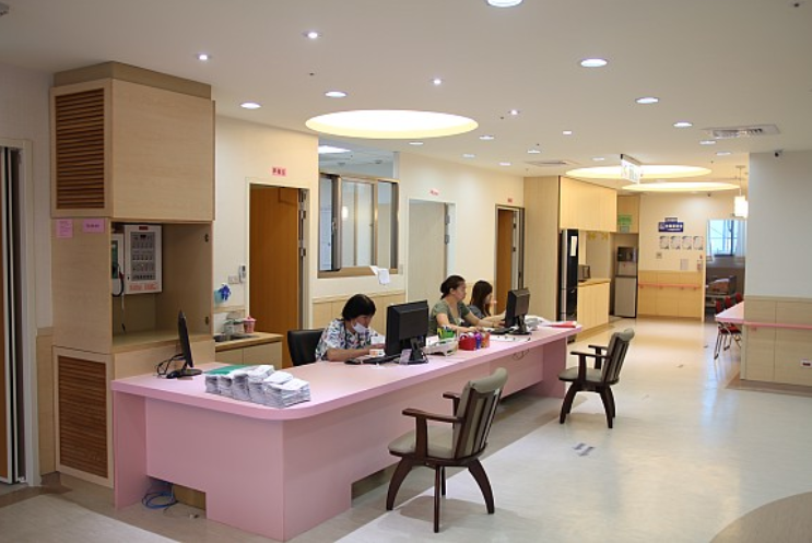 鵬程護理之家-大廳