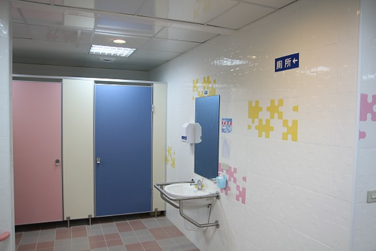 鵬程護理之家-洗手間