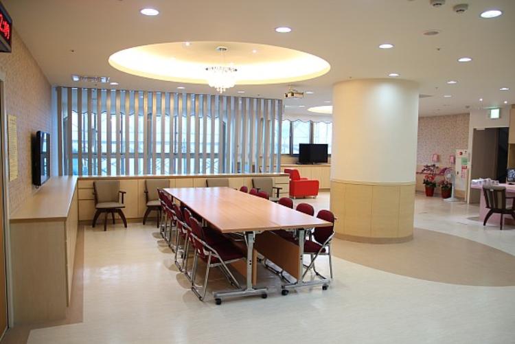 鵬程護理之家-休息區