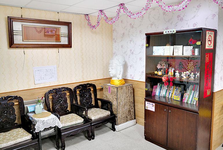 台北市私立祥安尊榮老人長期照顧中心(養護型)-休息區