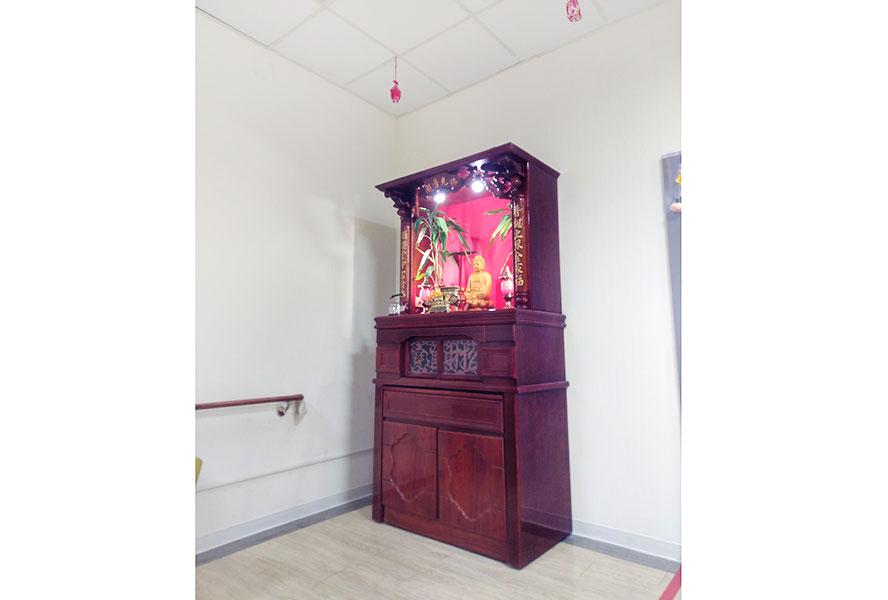 新北市觀海護理之家-宗教室