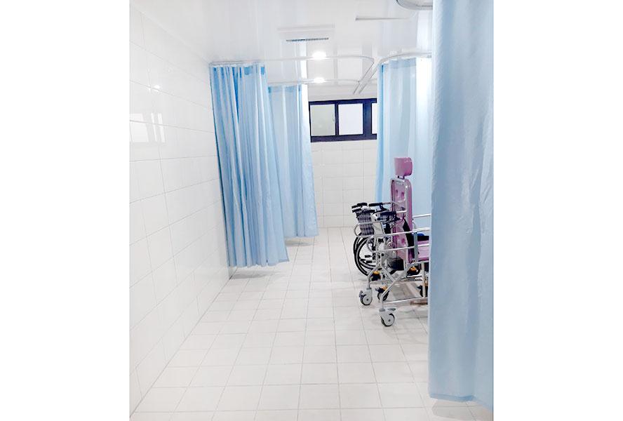南投縣私立和泰護理之家-盥洗室