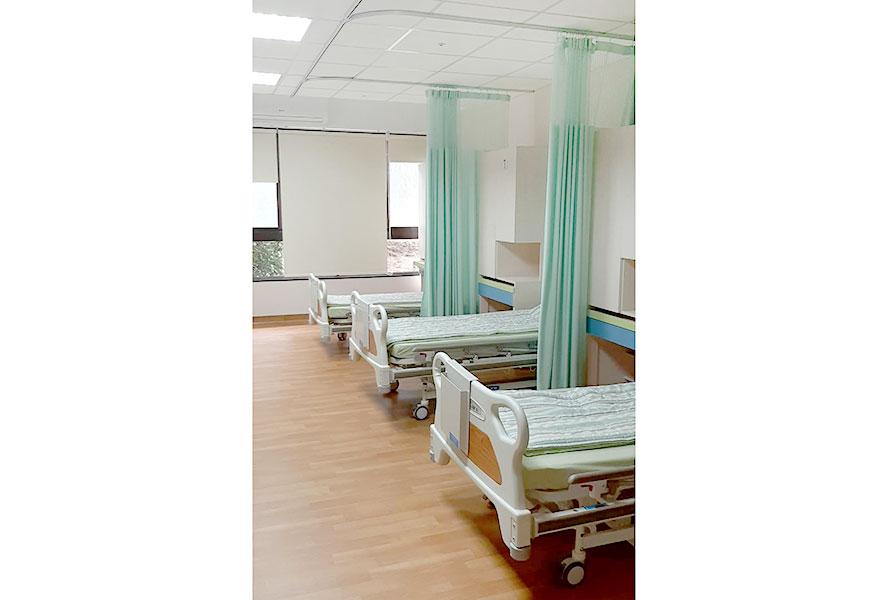 南投縣私立和泰護理之家-房間2