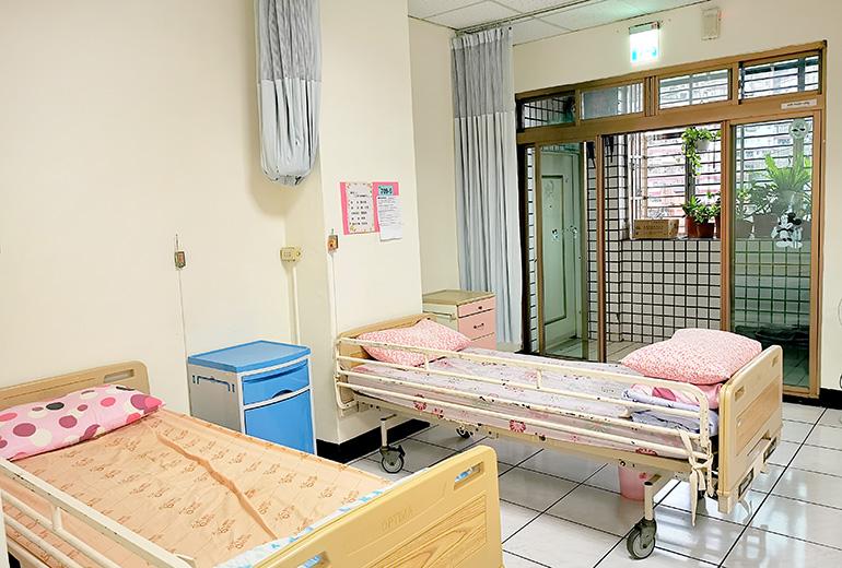 新北市私立健安老人長期照顧中心(養護型)