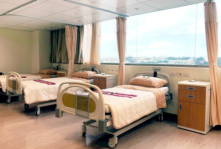 桃園市私立少同老人長期照顧中心(養護型)