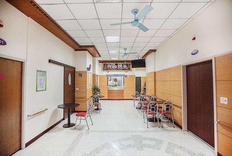 臺中市私立敬馨老人長期照顧中心(養護型)
