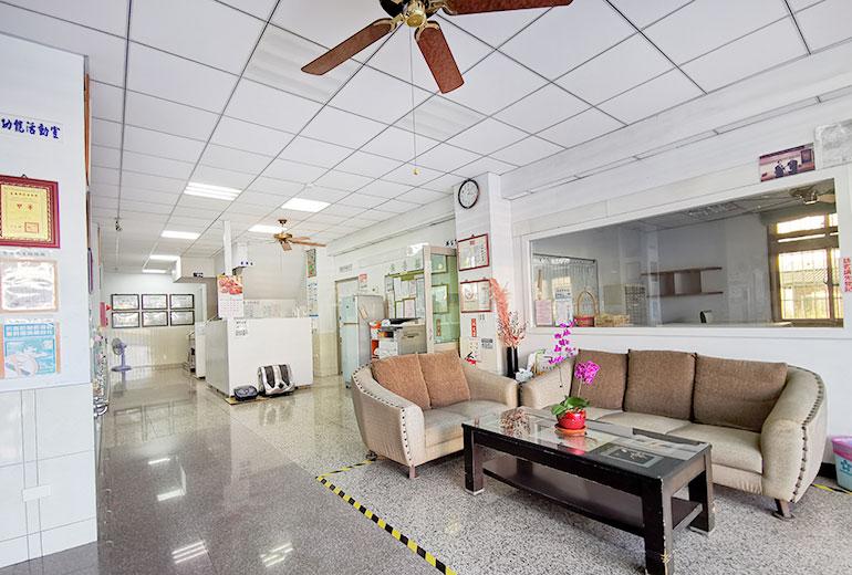 臺南市私立家園老人養護中心