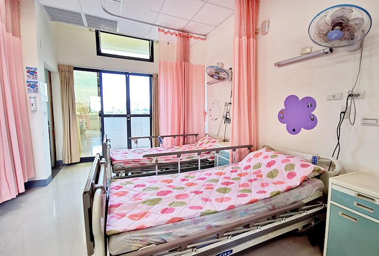 臺南市私立裕康美老人長期照顧中心