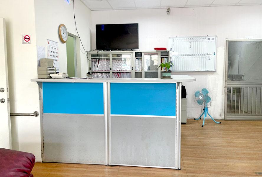 臺南市私立陽光老人長期照顧中心室內空間