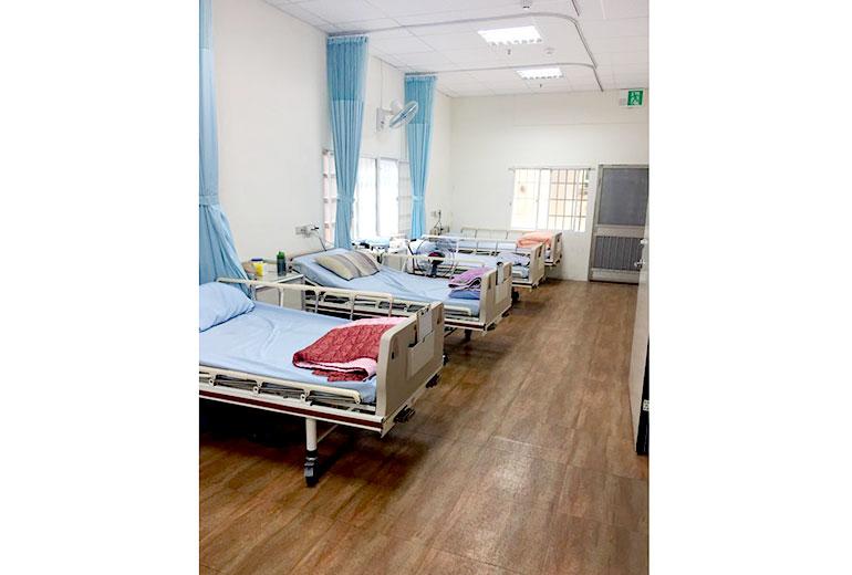 臺南市私立陽光老人長期照顧中心房間