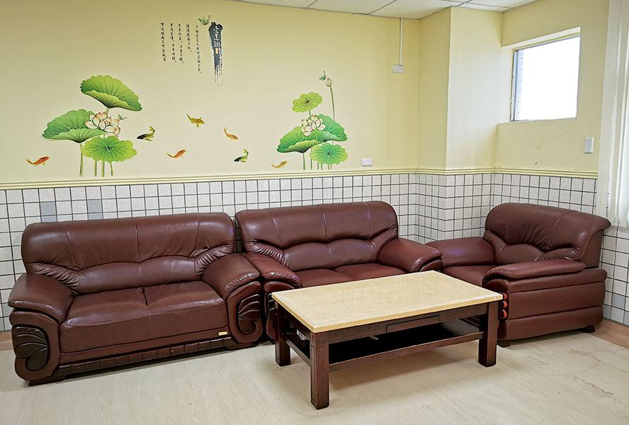 吉安醫院附設護理之家公共空間
