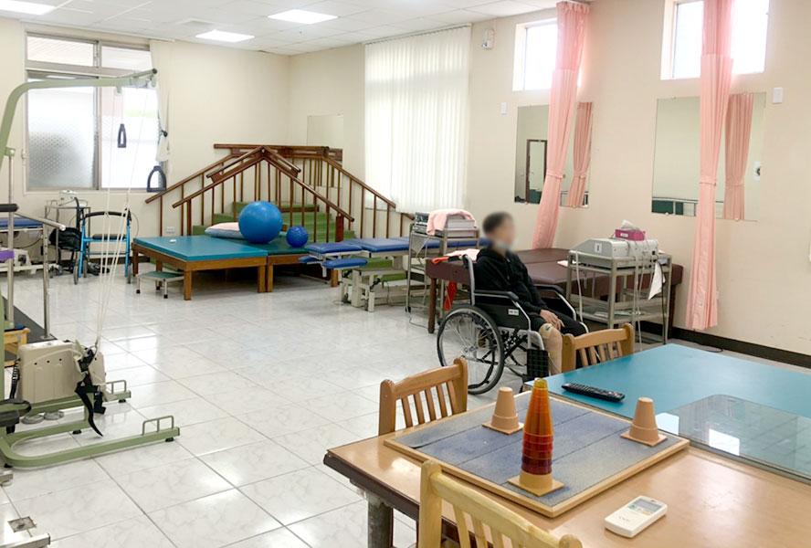 吉安醫院附設護理之家復健區