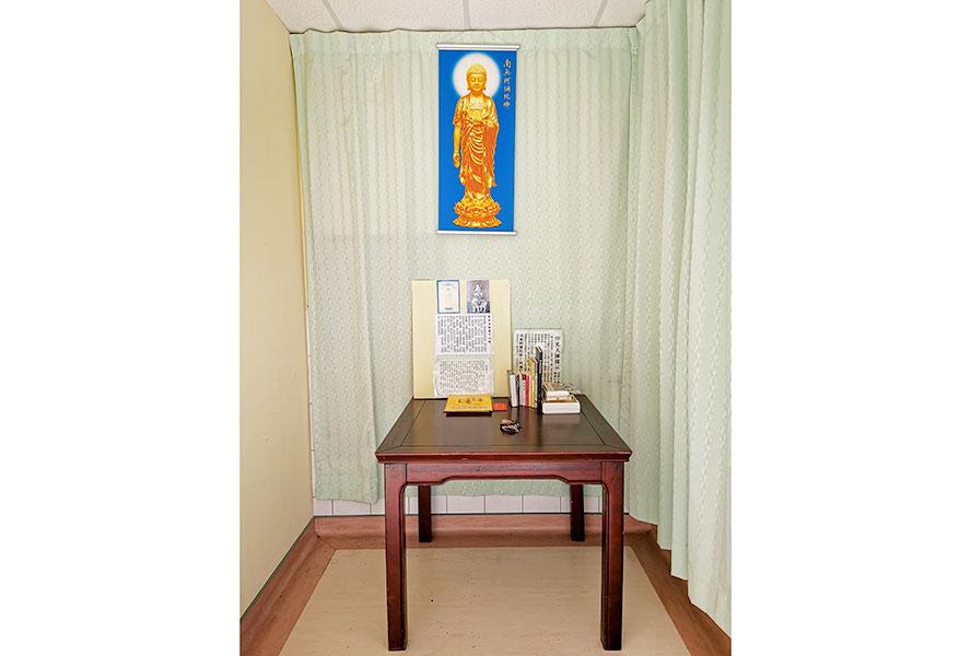 吉安醫院附設護理之家宗教室