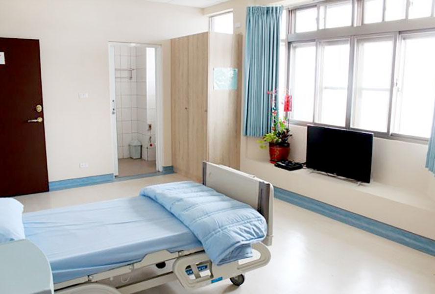 吉安醫院附設護理之家房間