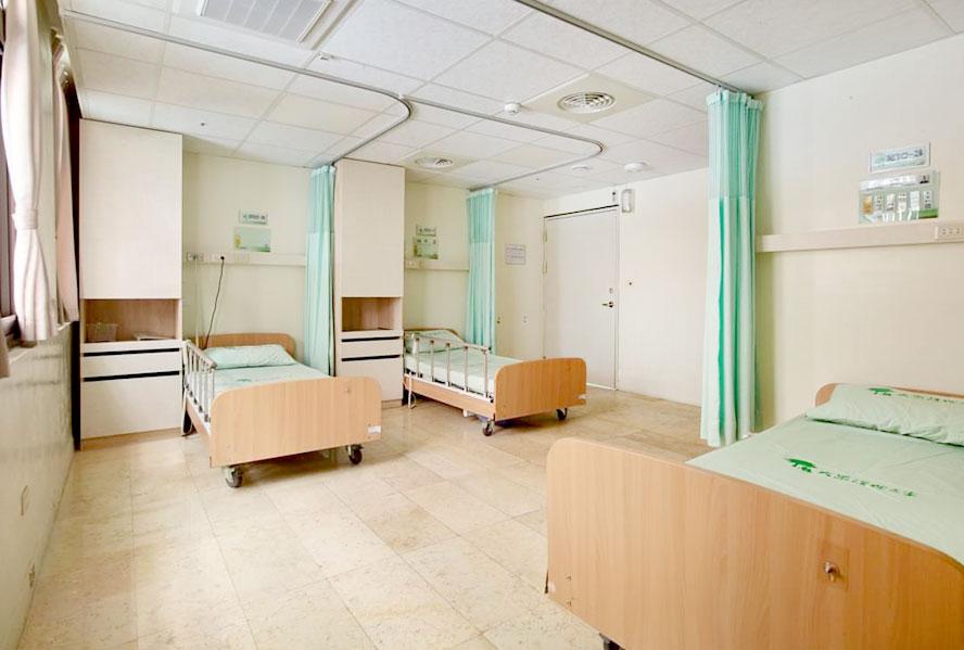 彰化線東大眾護理之家-房間1