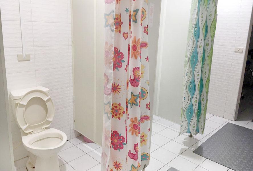高雄市私立善之老人長期照顧中心廁所