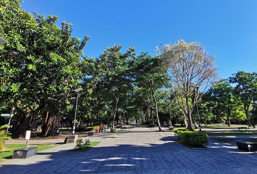 高雄市私立善之老人長期照顧中心鄰近公園