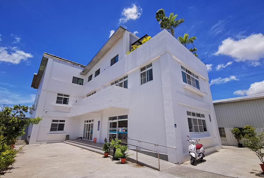 臺南市私立藤龍老人長期照顧中心外觀