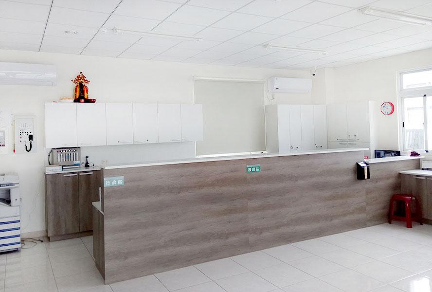 臺南市私立藤龍老人長期照顧中心護理站