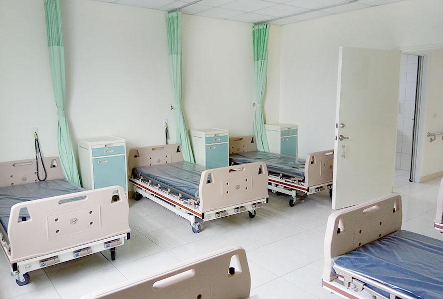臺南市私立藤龍老人長期照顧中心房間