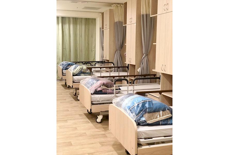 和頌長照社團法人附設桃園市私立和頌住宿長照機構房間