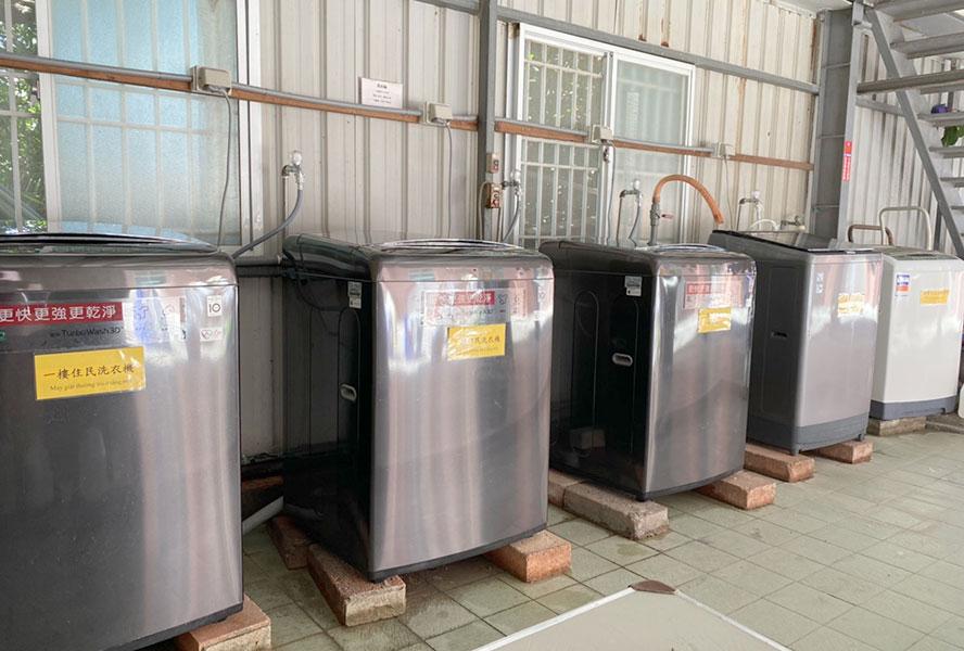 台南市辰安護理之家洗衣機