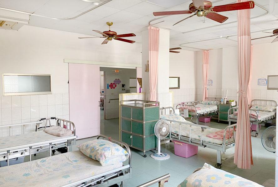 台南市辰安護理之家房間