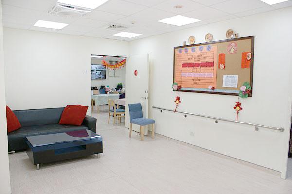 桃園市元德綜合長照機構-日間照顧中心-室內空間