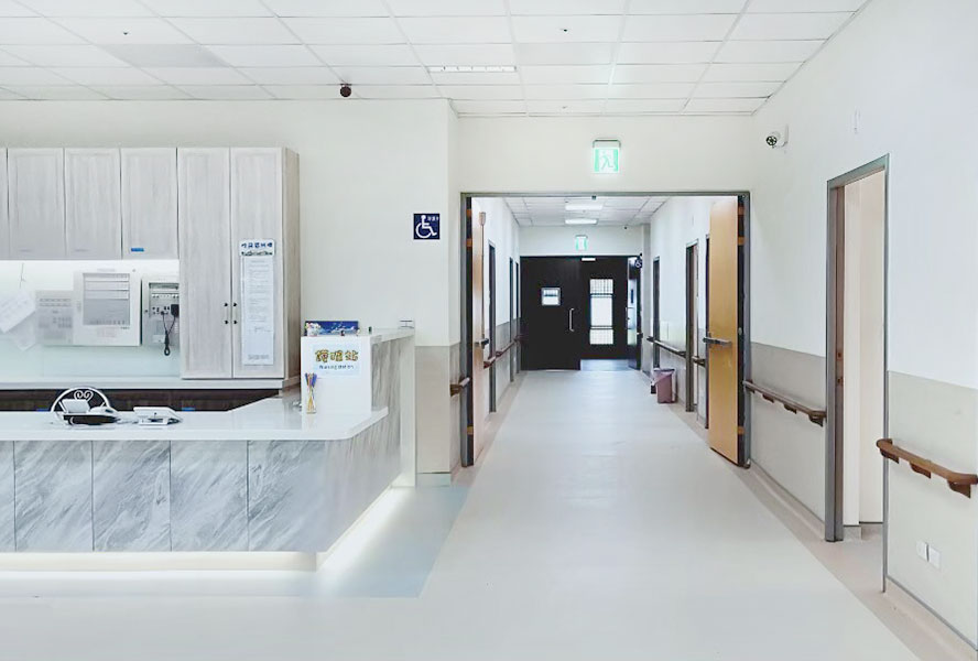 彰化縣詮福莊園老人長期照顧中心(養護型)-走廊