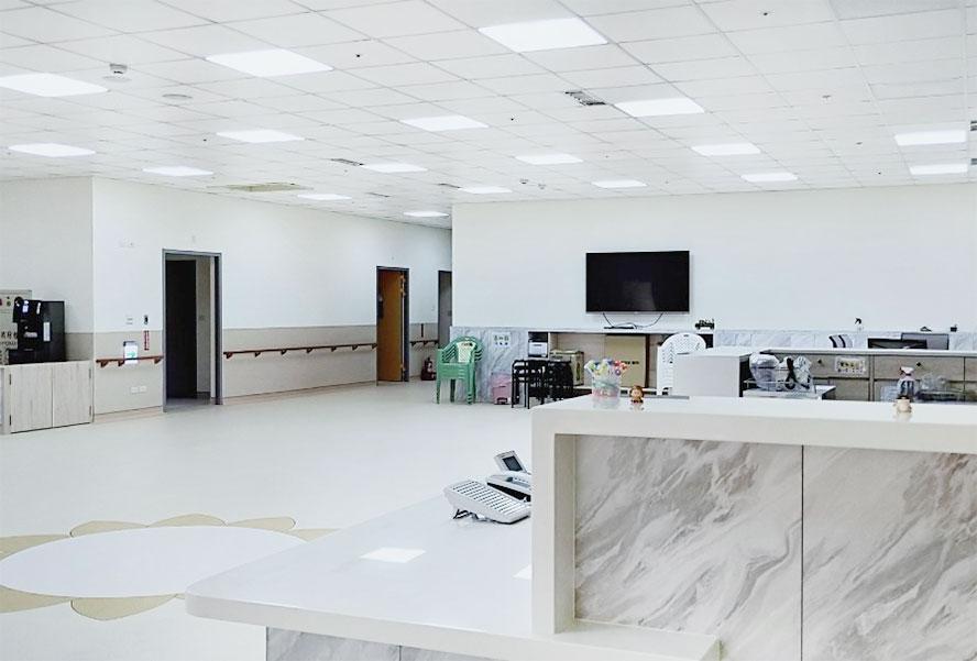 彰化縣詮福莊園老人長期照顧中心(養護型)-室內空間