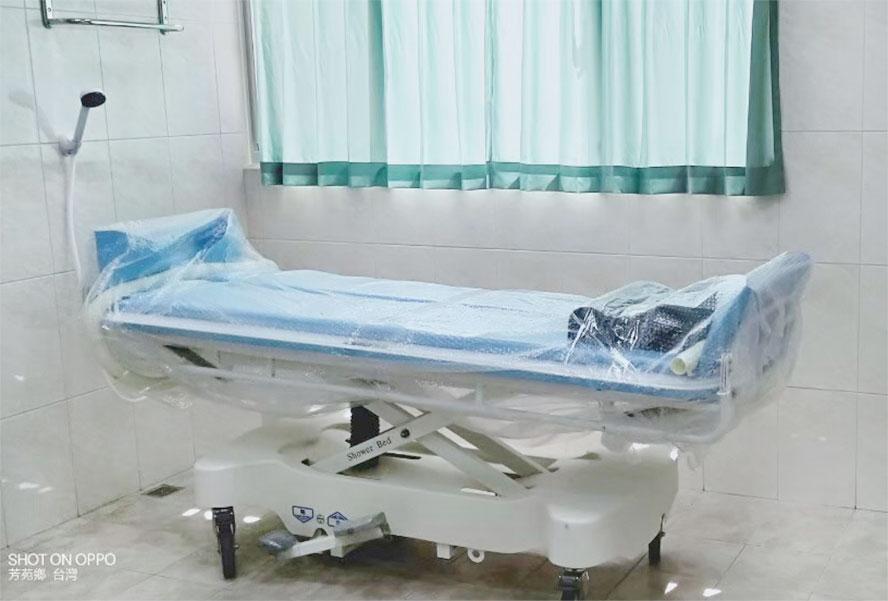 彰化縣詮福莊園老人長期照顧中心(養護型)-油壓升降洗澡床