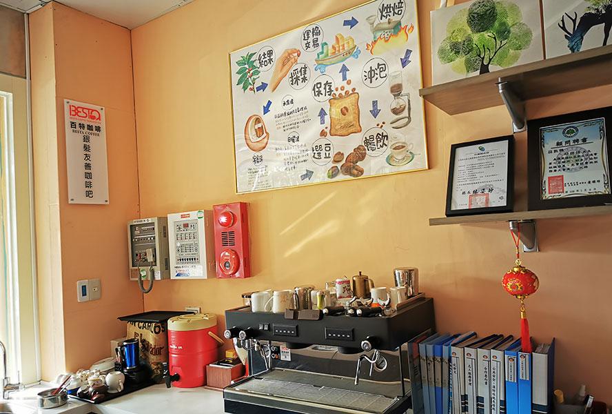 宜蘭縣老康泰社區長照機構(日照中心)-咖啡機