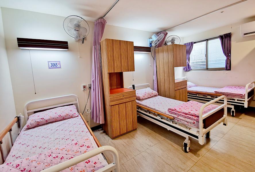 新北市私立仁惠老人長期照顧中心(養護型)-房間