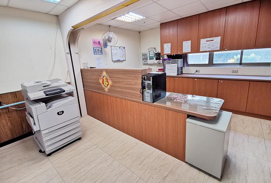 新北市私立仁惠老人長期照顧中心(養護型)-護理站