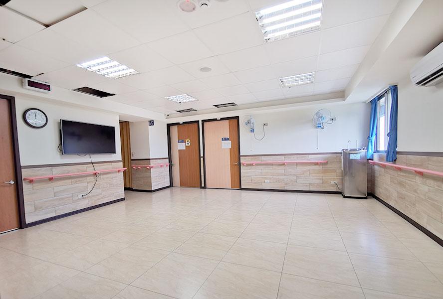 臺北市私立福喜老人長期照顧中心(養護型)-室內環境2