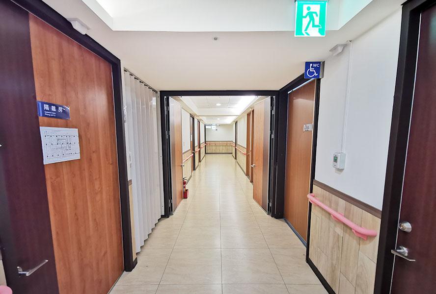 臺北市私立福喜老人長期照顧中心(養護型)-走廊2