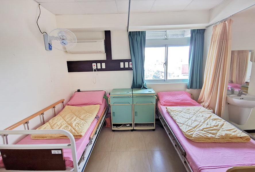 臺北市私立福喜老人長期照顧中心(養護型)-房間3