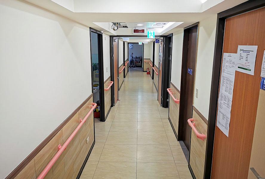 臺北市私立福成老人長期照顧中心(養護型)-走廊2