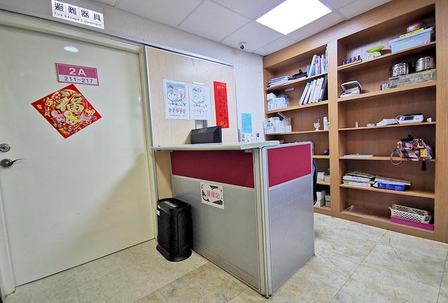 臺北市私立上美老人長期照顧中心(養護型)-護理站