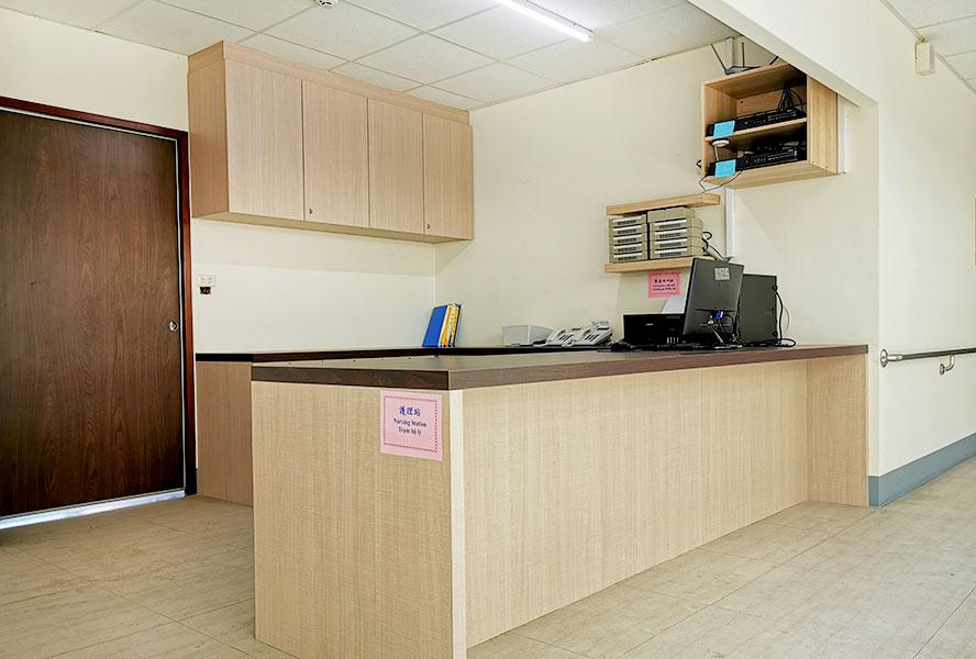 臺南市私立順安老人長期照顧中心(養護型)-護理站
